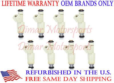 $199.99 • Buy Lifetime Warranty Flow Matched Fuel Injectors 0280155737 0280155811 0280155766