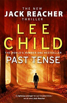 £3.59 • Buy Past Tense: (Jack Reacher 23) By Child, Lee Book The Cheap Fast Free Post