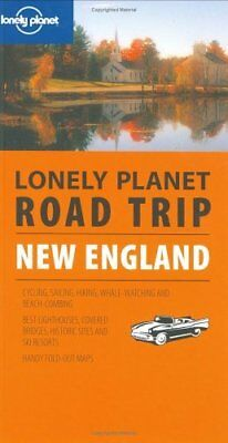 £3.59 • Buy New England (Lonely Planet Road Trip) By Williams, China Paperback Book The