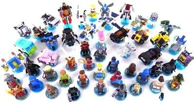 £5.74 • Buy * Lego® Dimensions Minifigure & Vehicle W Toy Tag *Complete UR Set *Buy4=1free👾