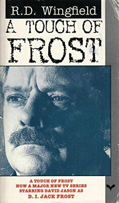 A Touch Of Frost By Wingfield, R. D. Paperback Book The Cheap Fast Free Post • 13.99£