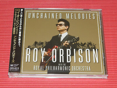 $25.80 • Buy Japan Cd Roy Orbison & The Royal Philharmonic Orchestra Unchained Melodies