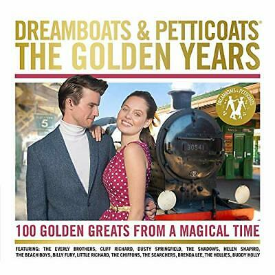 £3.49 • Buy Various Artists - Dreamboats And Petticoats: The Go... - Various Artists CD 71VG