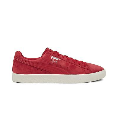 Puma Clyde Normcore Chilli Pepper Red Suede Fashion Retro Trainers UK 7 - 10.5 • 39.99£
