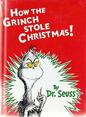 £4.49 • Buy Dr Seuss Mini - How The Grinch Stole Christmas By Seuss, Dr. Book The Cheap Fast