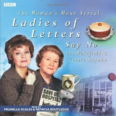Ladies Of Letters Say No (BBC Audio) - Wakefield, Lou CD 60VG The Cheap Fast The • 4.82£