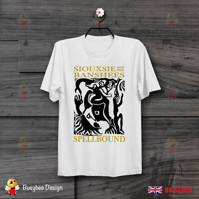 Siouxsie And The Banshees Spellbound Cool Unisex T Shirt B403 • 5.99£