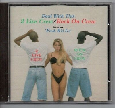 $ CDN33.51 • Buy 2 Live Crew / Rock On Crew -  Deal With This  (rare '92 Macola Records Og Issue)