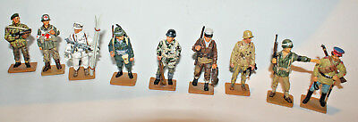 £7.99 • Buy Del Prado Collection Military Minitures 1/32 Collectable Cast Painted Lead Army