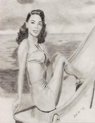 Ava Gardner 8x10 Picture Simply Stunning Photo Gorgeous Celebrity #12 • 4.94£