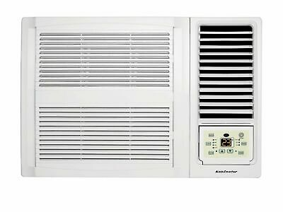 AU496 • Buy NEW Kelvinator 2.2kW Cooling Only Window Box Air Conditioner KWH20CRE
