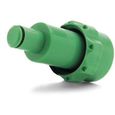 £17.59 • Buy GENUINE Green Petrol Anti Spill Spout Rocwood Husqvarna Chainsaws CombI Fuel Can