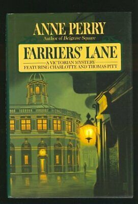 Farriers' Lane By Perry, Anne Book The Cheap Fast Free Post • 2.99£