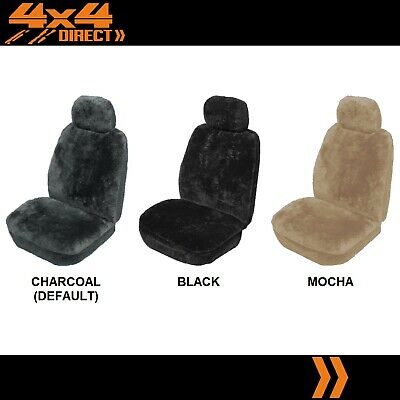 $ CDN253.50 • Buy SINGLE 27mm SHEEPSKIN ALL OVER CAR SEAT COVER FOR LOTUS EVORA
