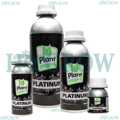 Plant Magic Platinum PK 9/18 100ml Decant + FREE GIFT To Choose From • 10£