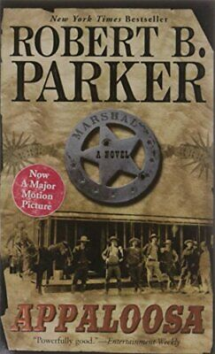 £4.99 • Buy Appaloosa: 1 (Cole And Hitch Novel) By Robert B. Parker Book The Cheap Fast Free