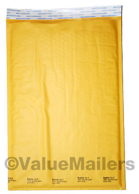 $ CDN49.70 • Buy #5 Bubble Lite 10.5x16 Kraft Bubble Mailers Padded Envelopes Bags 100 To 2000