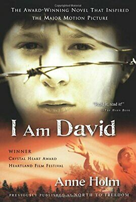 I Am David By Holm, Anne Book The Cheap Fast Free Post • 11.99£