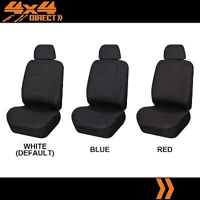 $ CDN93.61 • Buy Single Stitched Leather Look Seat Cover For Lotus Evora