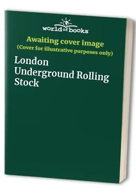 £6.99 • Buy London Underground Rolling Stock Paperback Book The Cheap Fast Free Post