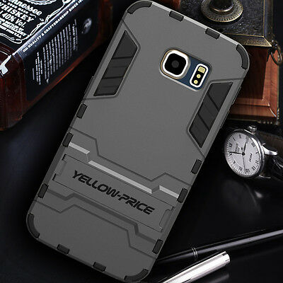 $ CDN7.59 • Buy FOR SAMSUNG GALAXY S6 Edge+(Plus) Shockproof Protective Armor Case Stand Cover