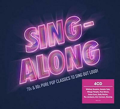 Various Artists - Sing-Along Audio CD - Various Artists CD 6RVG The Cheap Fast • 3.49£