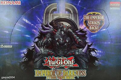 YuGiOh Emperor Of Darkness Structure Deck, SR01 Common 1st Ed. Choose From List • 0.99£