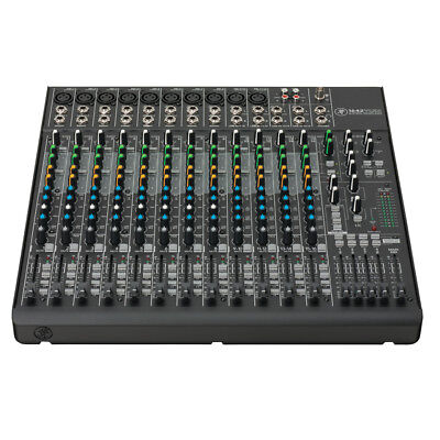 $749.99 • Buy Mackie 1642VLZ4 16-Channel 4-Bus Compact Mixer, New!