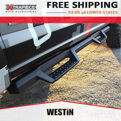 $460.99 • Buy 99-16 Ford F-250 F-350 Extended Cab Westin HDX Drop Nerf Bars Side Step