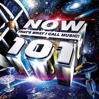 £2.60 • Buy Various Artists : Now That's What I Call Music! 101 CD 2 Discs (2018)