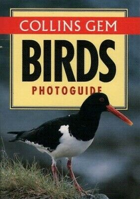£3.59 • Buy Birds (Collins Gem Photoguide) By Flegg, Jim Paperback Book The Cheap Fast Free