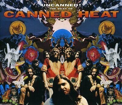 £17.48 • Buy Uncanned! The Best Of Canned Heat -  CD QAVG The Cheap Fast Free Post The Cheap