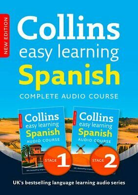 £7.49 • Buy Easy Learning Spanish Audio Course: Language Learning... By Collins Dictionaries