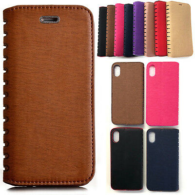 Magnetic Flip Synthetic Leather Premium Book Case For Various Huawei Phones • 2.79£