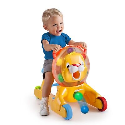 $ CDN60.35 • Buy Bright Starts 3 In 1 Step 'n Ride Lion NEW DAMAGED BOX