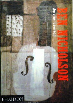 £7.49 • Buy Ben Nicholson By Lewison, Jeremy Paperback Book The Cheap Fast Free Post