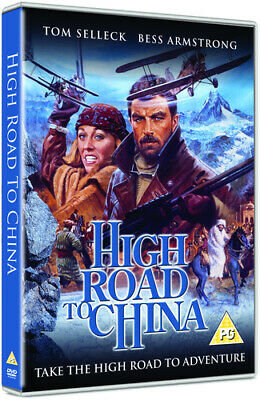 High Road To China DVD (2013) Tom Selleck, Hutton (DIR) Cert PG Amazing Value • 8.07£