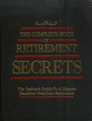 £2.89 • Buy The Complete Book Of Retirement Secrets