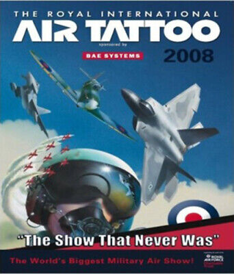 £3.03 • Buy The Royal International Air Tattoo: 2008 DVD (2009) Cert E Fast And FREE P & P
