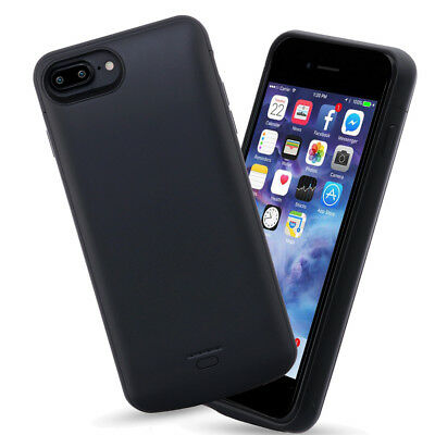 AU46.80 • Buy Battery Charger Case For IPhone SE 5/6 6s/7 8 Case 4000mAh Power Bank Battery