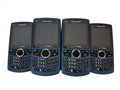 $ CDN135.29 • Buy 16 Lot Samsung SCH-i770 Saga Verizon Wireless GSM Cell Phone Extended Keyboard