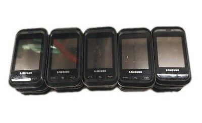 $ CDN661.79 • Buy 21 Lot Samsung C3300K Champ Smartphone Touch 1.3mp 2.4  Used Symbian Complete