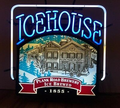$ CDN266.77 • Buy Icehouse Plank Road Brewery 1855 Neon Light Sign