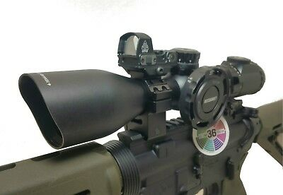 $239.95 • Buy UTG Compact Rifle Scope Green Dot Combo 4-16X44 - NEW (SCP3-UM416AOIEW)