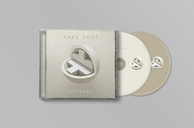 Take That : Odyssey CD 2 Discs (2018) Highly Rated EBay Seller Great Prices • 2.09£