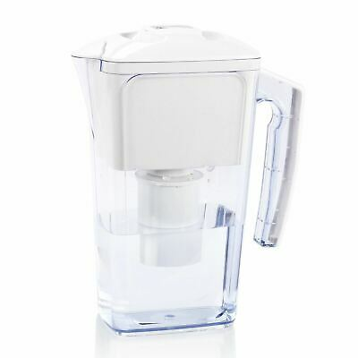 PureAire Alkaline Water Jug 2.5 Litres Inc 1 Filter Faulty LCD Counter • 9.99£