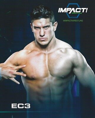 $ CDN7.92 • Buy EC3 Ethan Carter Official Promo 8x10 Photo Picture Impact Pro Wrestling WWE NXT