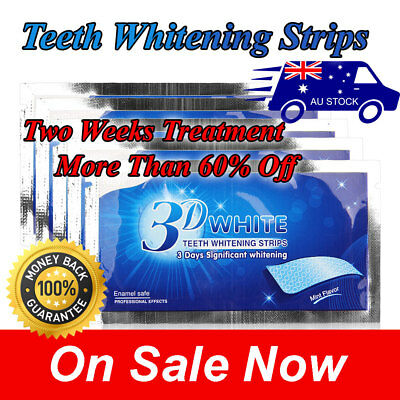 AU11.19 • Buy 2021 3d White Gentle Routine Routine Teeth Whitening Effect