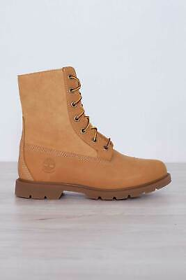 dd55a5be38 TIMBERLAND Donna - Scarponcini Linden Woods In Nabuk Color Miele • 113.92€