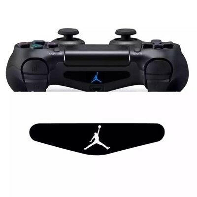 AU4.32 • Buy PS4/PS4 Pro/PS4 Slim Controller LED Light Bar Cover Decal Skin Sticker JORDAN